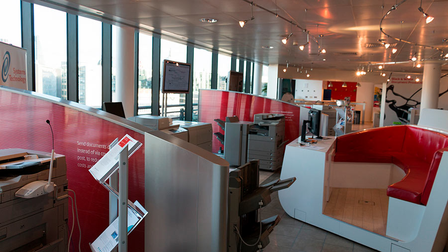 Canon_The_View_Showroom_London_with_Systems_Technology_7