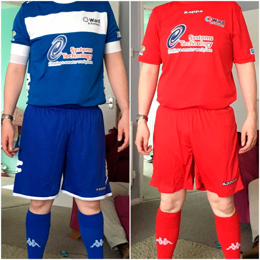 The Arun Cup 2016 Kit